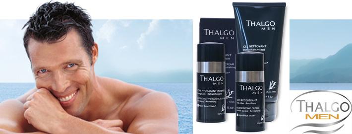 Thalgomen huidverzorging voor de mannenhuid