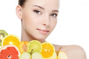 fruitzuur peeling voor een gezonde vitale huid
