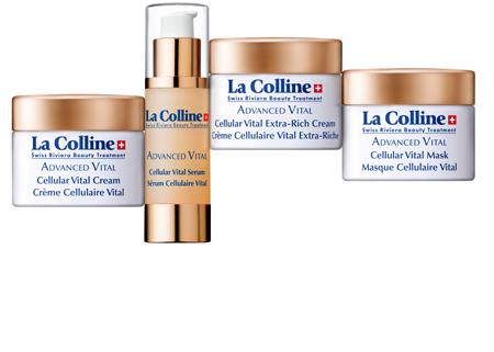 Vital huidversteviging en huidverjongend programma Vital