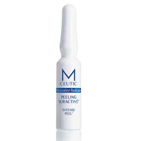 Enzymatische peeling met papaeine een scrub met een uiterst hoge tolerantie, even doeltreffend voor de huidglans als glycolzuur.