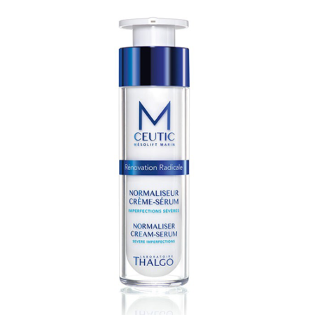 M Ceutic normaliser cream serum By Thalgo