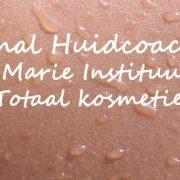 Het personal huidcoach plan bij Rose Marie Instituut voor Totaal Kosmetiek voor blijvende huidverbetering en huidverjonging voor een huid in topconditie