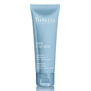 Thalgo scrub en peeing