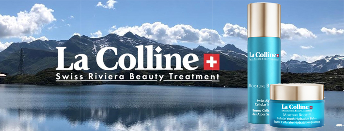 La Colline moisture boost cellular eco hydratation huidverzorging
